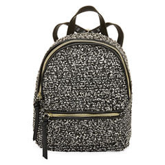 Tweed Mini Backpack