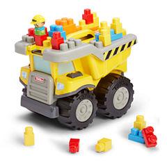 Amloid Corporation - Tonka 25 Piece Rough and Tough Construction Truck