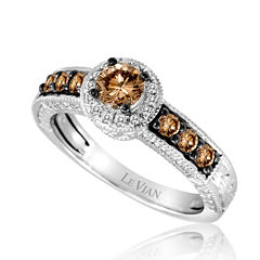 Grand Sample Sale™ by Le Vian® 3/4 CT. T.W. Diamonds set in 14k Vanilla Gold® Ring