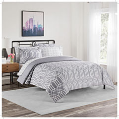 Simmons Cadence 7-pc. Complete Bedding Set with Sheets