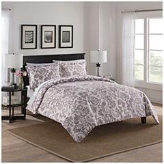 Marble Hill Tanner 3-pc. Reversible Comforter Set