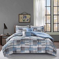 Intelligent Design Beau Ultra Soft Microfiber Comforter Set