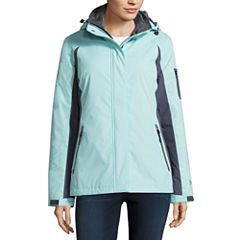 Free Country Water Resistant 3-In-1 System Jacket-Tall