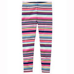 Carter's Stripe Knit Leggings - Baby Girls
