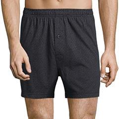 Stafford Cotton Knit Boxer