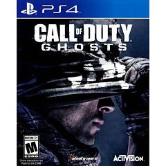 Call Of Duty Ghosts Video Game-Playstation 4