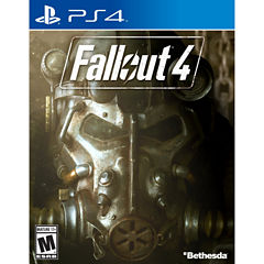 Fallout 4 Video Game-Playstation 4