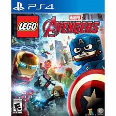 Lego Marvel Avengers Video Game-Playstation 4