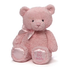babyGund® Baby's First Teddy Bear - Pink