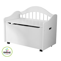KidKraft® Limited Edition Toy Box - White