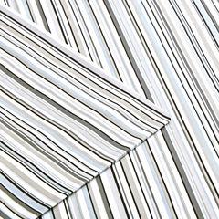 Intelligent Design Microfiber Multi Stripe Sheet Set
