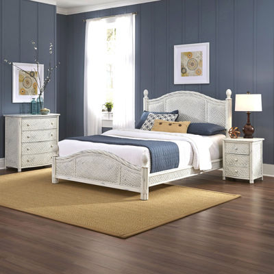 Marvelous Lucia Wicker Bedroom Collection