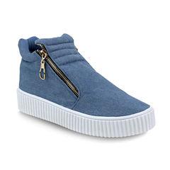 Olivia Miller Islip Womens Sneakers