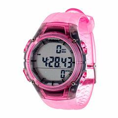 Rbx Unisex Pink Strap Watch-Rbxpd001lp-Cl