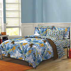 My Room Extreme Sports Complete Bedding Set with Sheets