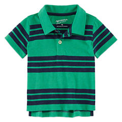 Arizona Short Sleeve Polo Shirt - Baby Boys