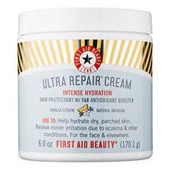First Aid Beauty Ultra Repair Cream Intense Hydration Vanilla Citron
