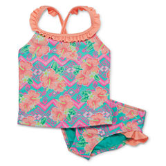 Arizona Girls Tankini Set - Preschool
