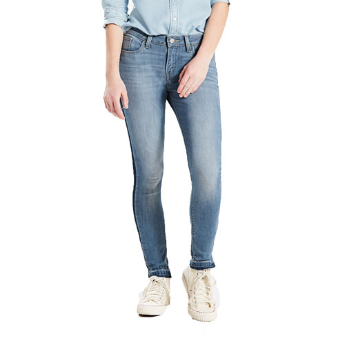 Levis 535 Styled Skinny