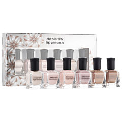 Deborah Lippmann Undressed Shades Of Nude Set