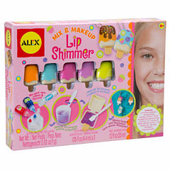 Alex Toys Spa Fun Mix And Make Up Lip Shimmer Beauty Toy
