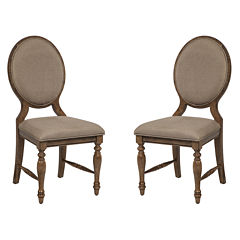 Lexington Set of 2 Upholstered Chairs
