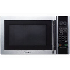 Magic Chef® 1.1 cu. ft. Stainless Steel Microwave Oven