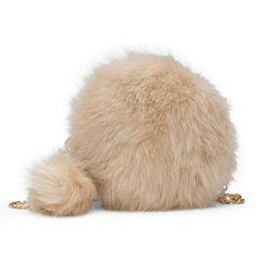 Furry Crossbody Bag