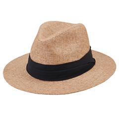San Diego Hat Company Men's Fine Paper Fedora