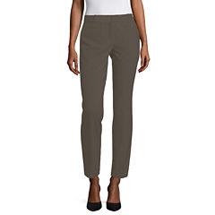 Worthington Ankle Pants-Talls