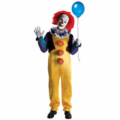 IT - Deluxe Pennywise Clown Costume