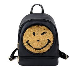 Changing Sequin Back Backpack