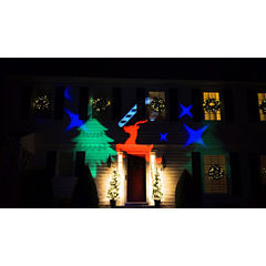 Outdoor LED Christmas Light Projector with RemoteControl