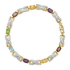 Sparkle Allure Womens Bangle Bracelet
