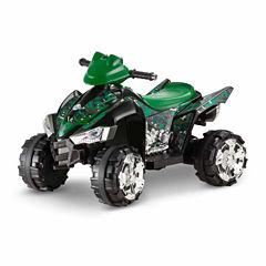 KidTrax ATV Quad 6V Electric Ride-on
