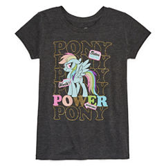 My Little Pony T-Shirt- Girls' 7-16