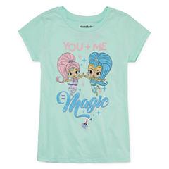 Shimmer And Shine T-Shirt- Girls' 7-16