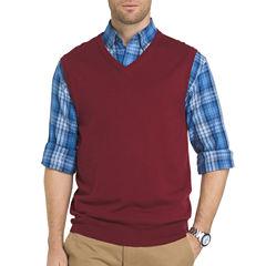 IZOD V Neck Sweater Vest Big and Tall