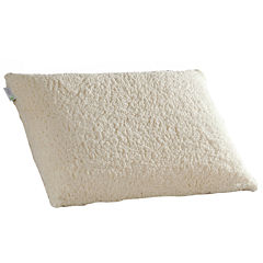Sherpa and Memory Foam Luxury Pillow