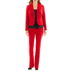 Worthington® Tuxedo Jacket, Sequin Tank Top or Tab-Front Modern Trouser Pants