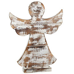 Midwest Cannon Falls Wood Angel Figurine