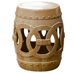 Devon & Claire Seville Patio Garden Stool