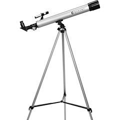 Barska Starwatcher 50X600 Mm Ph Refractor Telescope W Red Dot Finderscope Ae10748