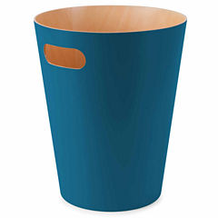 Umbra Woodrow Waste Basket