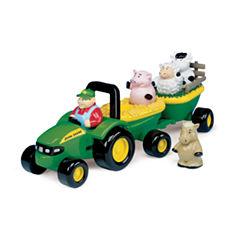 John Deere 6-pc. Toy Playset - Unisex