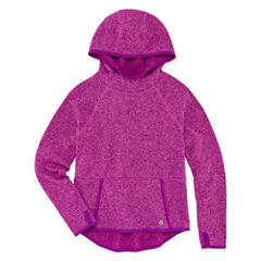 Xersion Performance Funnel Neck Pullover - Girls' 7-16 and Plus