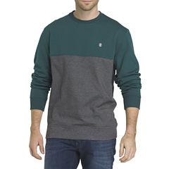 IZOD Long Sleeve Sweatshirt Big and Tall