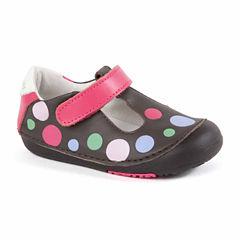 Momo Baby Girls Crib Shoes