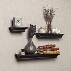 3-pc. Wall Shelf