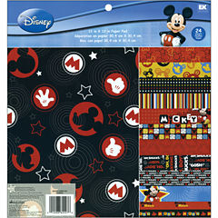 Disney Paper Pad Scrapbook Kit - Mickey